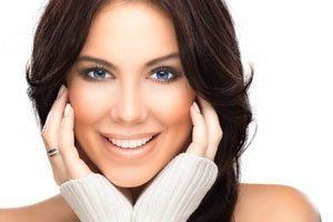 cosmetic dentistry smiling woman