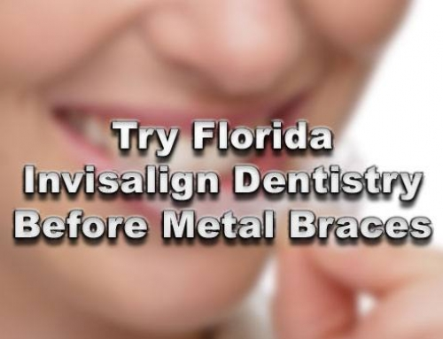 Try Florida Invisalign Dentistry Before Metal Braces