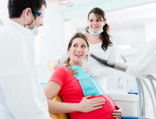 What Does Having A New Baby Mean For Your Teeth?