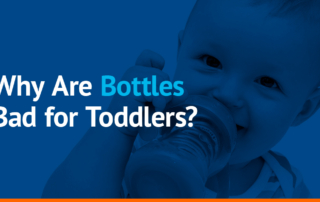 why are bottles bad for toddles