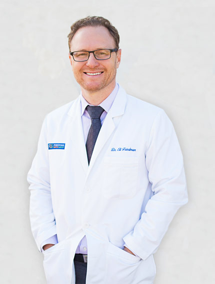 Dr. Eli Friedman - Dental Specialist