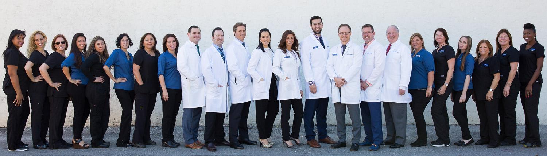 Friedman Dental Group Entire Dental Practice Team