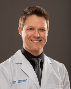 Dr. Dominic Morel - Oral Surgeon - Friedman Dental Group