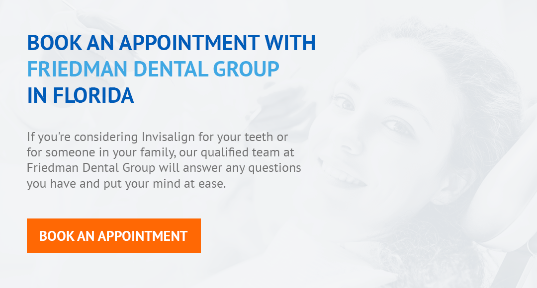 Book an appointment with Friedman Dental Group in Florida