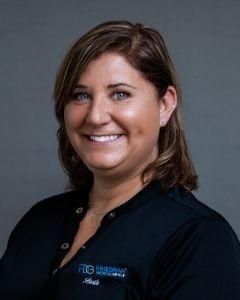 Beth Brooker - plantation office manager at friedman dental